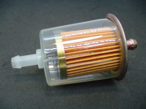 fuel filter, inline fuel filter, in line fuel filter, 8mm, 8 mm,