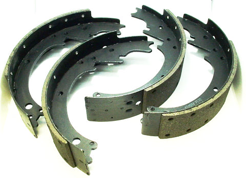 1951-1957 Buick Roadmaster Riveted Front Drum Brake Shoes