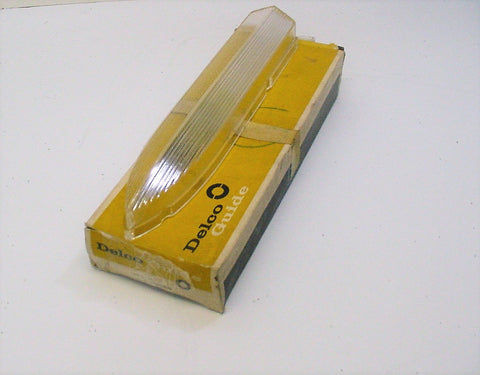 Back Up Reverse Light Lamp Lens NOS 1960 Pontiac #5951096