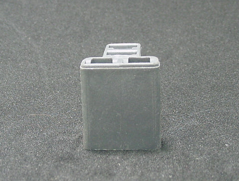4 Way Terminal Housing RARE Part Female Gray Delphi Packard, Terminal Housing, Connector Housing, 56 Series 02965073
