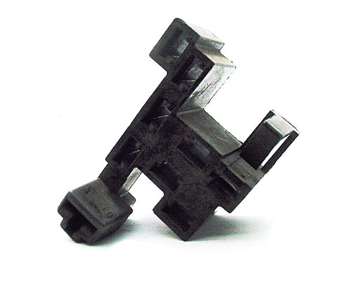 9 Way Terminal Housing With Latch Male/Female Black Black Delphi Packard, Terminal Housing, Connector Housing, 56 Series 08905152