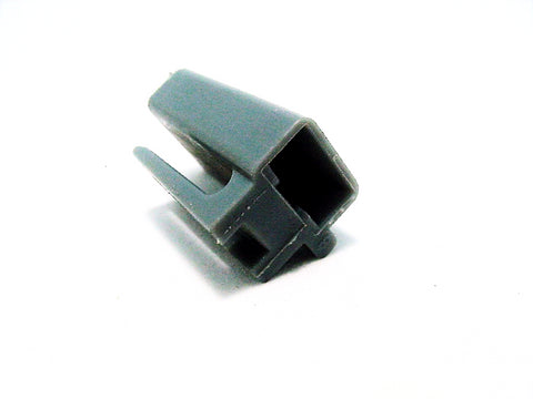 1 Way Terminal Connector Housing w/Latch Gray Female