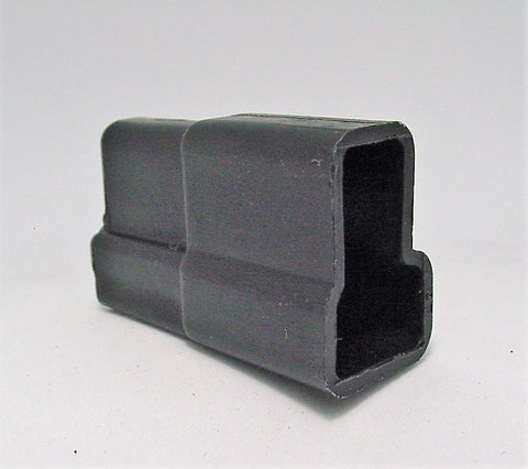 2 Way Terminal Housing Male Black Delphi Packard, Terminal Housing, Connector Housing, 56 Series 02962964