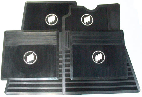 Buick Full Size Black Floor Mat