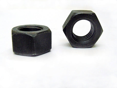 "1/2""-13 Bumper Bracket Finished Hex Frame Nuts GM 1961-1984 Qty 2"