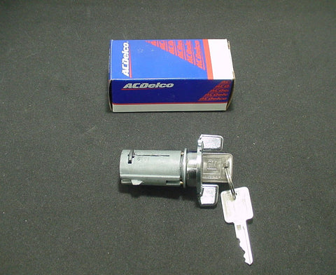 1969-96 AC Delco Ignition Switch Lock Cylinder with GM Keys