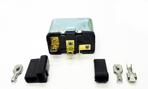 1963-1970 Pontiac Power Window Relay Switch & Crimp Connectors