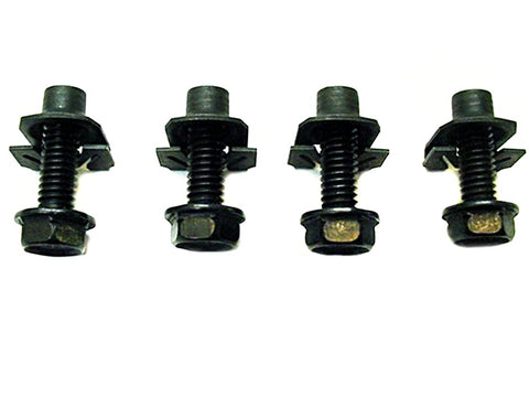 GM Front Shock Absorber Mounting J-Nuts & Bolts Kit