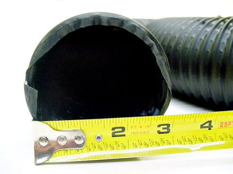 "2-3/4"" Flexible A/C Defroster Duct Hose Per Foot"