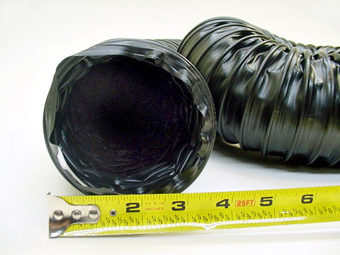 "3-1/4"" Flexible A/C, Climate Control, Heater, Defroster Duct Hose Sold Per Foot"