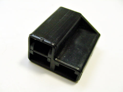 3 Way Terminal Housing Female Natural Delphi Packard, Terminal Housing, Connector Housing, 56 Series 02965164