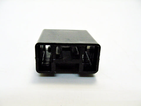 3 Way Terminal Housing Female Black Black Delphi Packard, Terminal Housing, Connector Housing, 56 Series 02984958-B