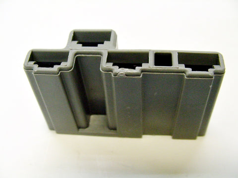 4 Way Terminal Housing Female Gray Delphi Packard, Terminal Housing, Connector Housing, 56 Series 02965019-B