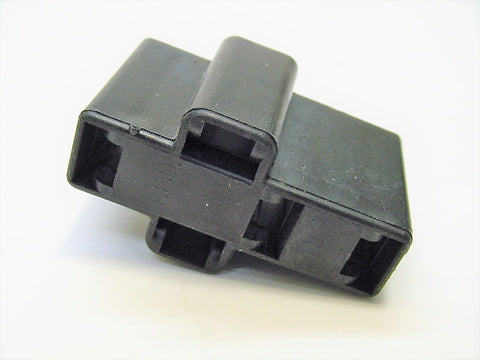 GM A/C Blower Motor Relay Connector Housing 5-Way Black Female Delphi Packard, Terminal Housing, Connector Housing, 56 Series 02984911