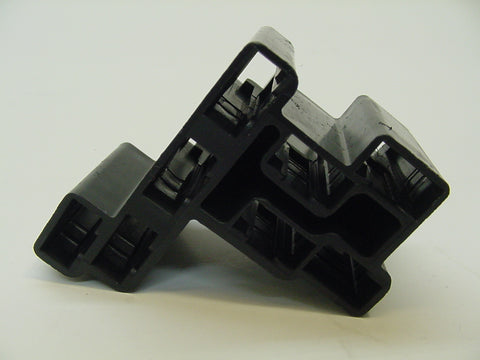 8 Way Terminal Housing Female Black Delphi Packard, Terminal Housing, Connector Housing, 56 Series 02977645
