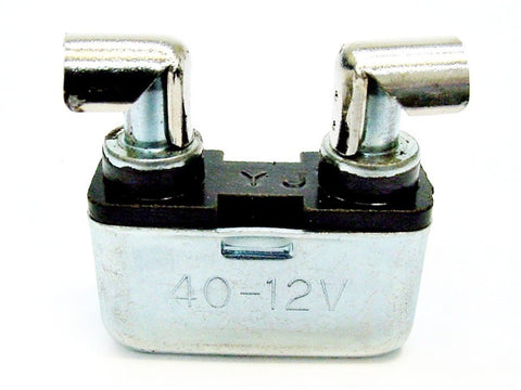 40 Amp AGC Accessory Circuit Breaker 12 Volt