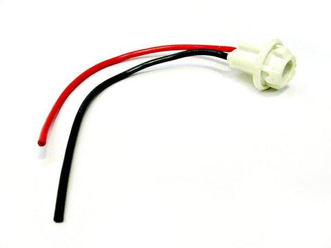 194 Side Marker Light Bulb Lamp Socket Connector Pigtail