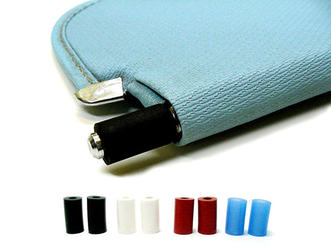Pair GM 1957-1962 Convertible Top Sun Visor Grommets. Choose Color
