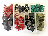 Vacuum/Fuel Hose Spring Pinch Clamps Choose Your Size