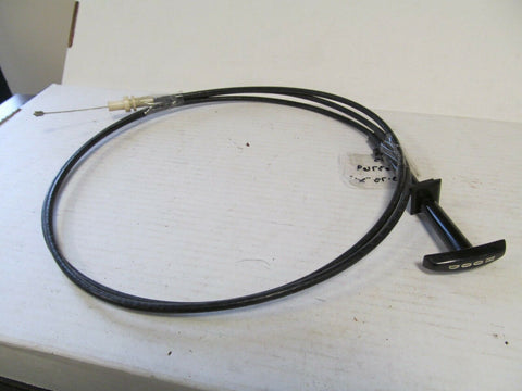 Hood Release Cable 1973-76 Buick Electra LeSabre, Centurion, Riviera, Estate Wagon