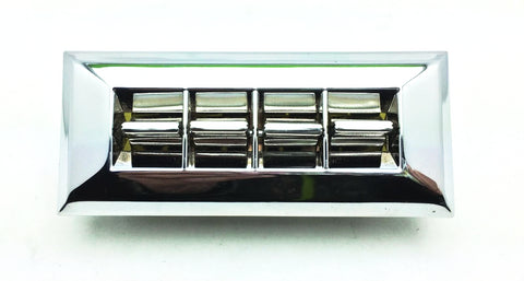 Power Window Switch 4 Button Diecast Chrome Buick Riviera 1971-1972
