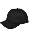 HT304-4 Stitch Flex Fit Umpire Hat - Available in Black and Navy