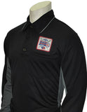 USA313DX-Dye Sub Dixie Baseball Long Sleeve Shirt