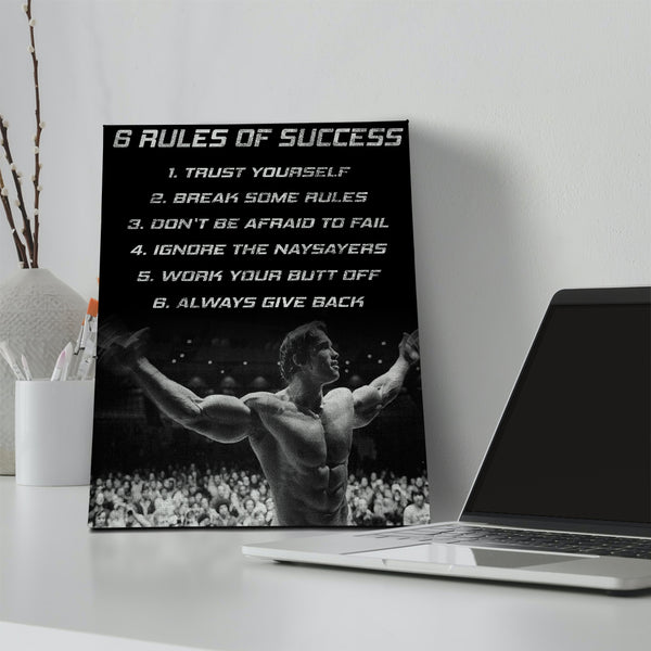 6 Rules of Success