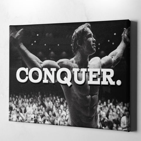 Conquer Canvas Set