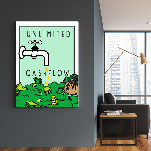 Unlimited Cashflow