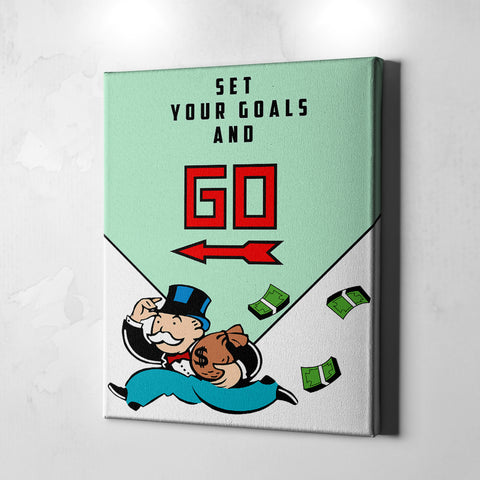 Set Goals & Go