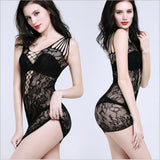 Sexy Strap Hollow Out Sexy Lingerie NightClub Wear Lingerie - Sex Toys Wunderland