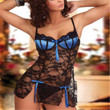 Women's SEXY LACE LINGERIE Babydoll Gown Lingerie - Sex Toys Wunderland