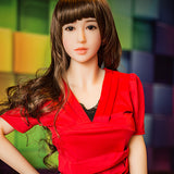 Japanese Pop Idol Lightweight Real Silicone Love Doll Sex Dolls - Sex Toys Wunderland