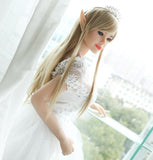 Lightweight Real Silicone Fairy Princess Cosplay Sex Doll Sex Dolls - Sex Toys Wunderland