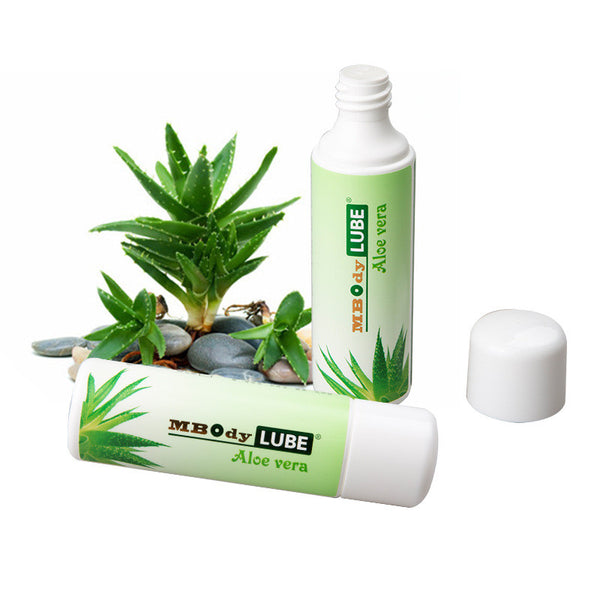 2*40ml Aloe Vera Water-Based Lube Lube - Sex Toys Wunderland