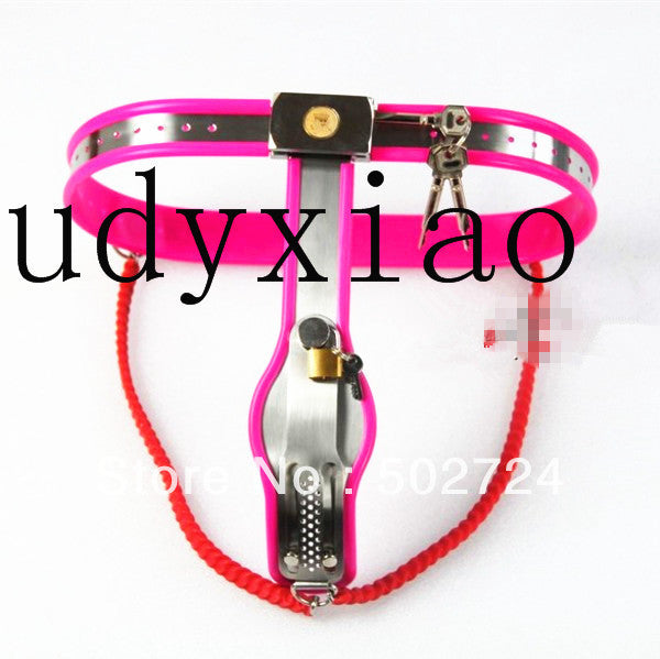Female Chastity Belt and Underwear Bondage - Sex Toys Wunderland