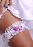 "Sweet ""Bride To Be"" Ribbon Garters Wedding Party Favor Bachelorette Supplies decorations - Sex Toys Wunderland"