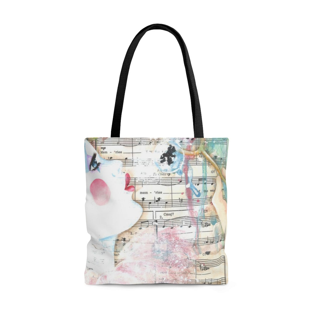 Clowns Tote Bag