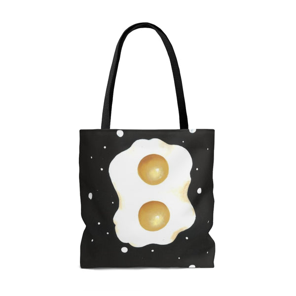 Rooster & Eggs Tote Bag from the book Sunny Side Up