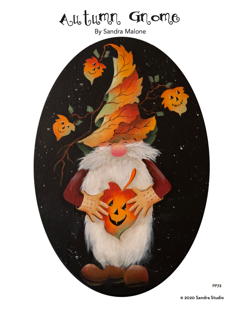 Autumn Gnome
