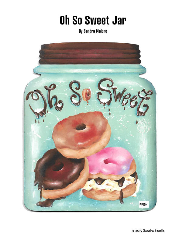 Oh So Sweet Jar