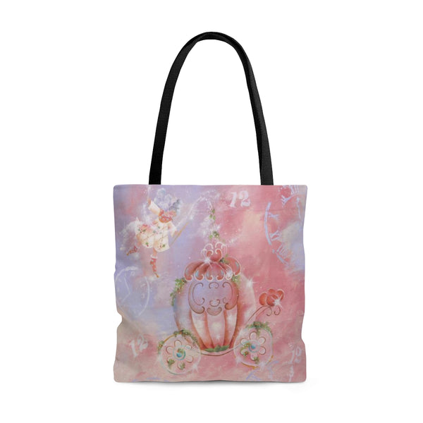 Pumpkin Clock Tote Bag