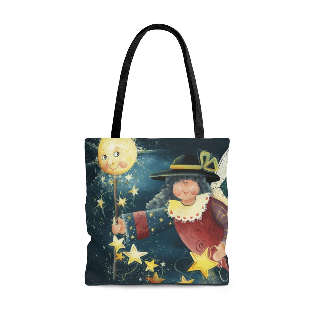 Flying Tote Bag