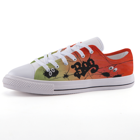Boo Low-top fashion canvas shoes