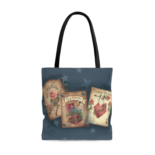 Sunshine, Freedom & Flowers Tote Bag