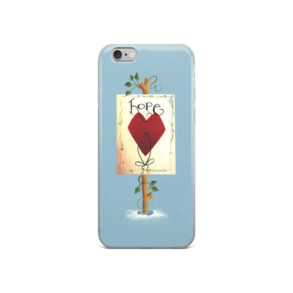 Hope - iPhone 5/5s/Se, 6/6s, 6/6s Plus Case