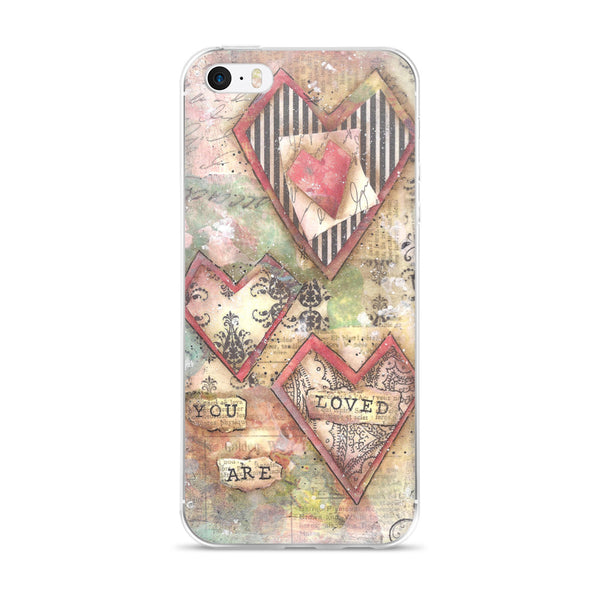You Are Loved - iPhone 5/5s/Se, 6/6s, 6/6s Plus Case