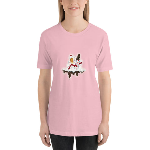 Candy Canes Short-Sleeve T-Shirt
