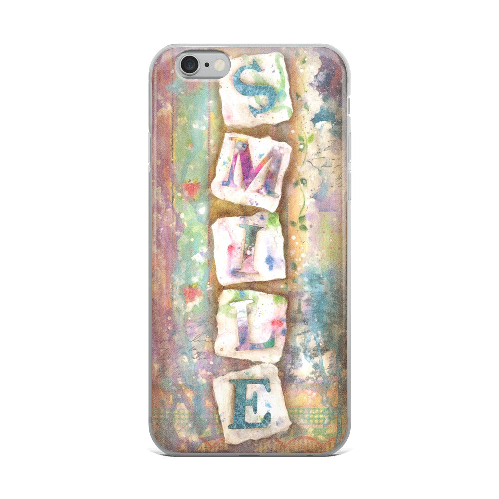 Smile - iPhone 5/5s/Se, 6/6s, 6/6s Plus Case
